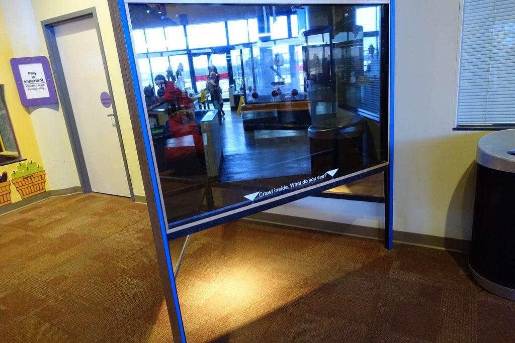 Infinity Mirror Imagination Station